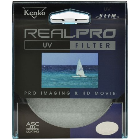 Kenko 58S REAL PRO CPL Защитный, ультрафиолетовый