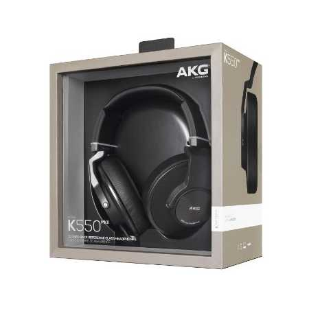 AKG K550 MK ll Черный