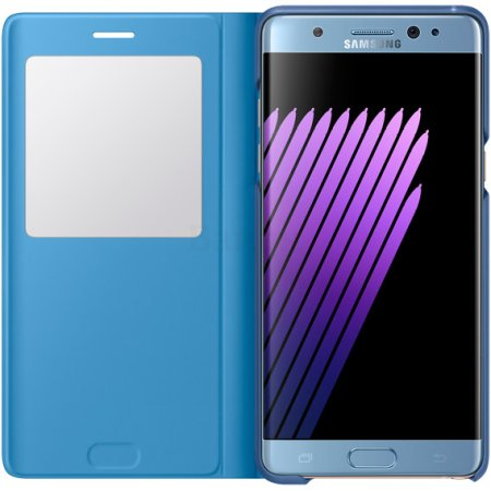 Samsung EF-CN930PLEGRU синий