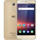 BQ 5504 Strike Selfie Max Gold Brushed 16Гб, Золотой, Dual SIM, 4G LTE, 3G