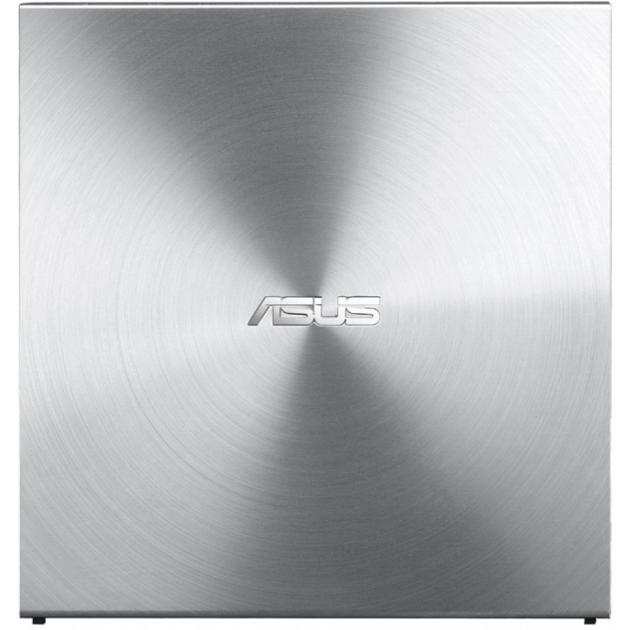 Asus SDRW-08U5S-U/SIL/G/AS Серый, DVD RW DL