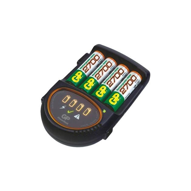 Зарядное устройство GP PowerBank PB50GS270CA-U4 (4xAA 2700 mAh) от Байон