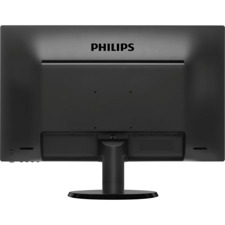 "Philips 243V5LHAB 27"", Черный, DVI, HDMI, Full HD"