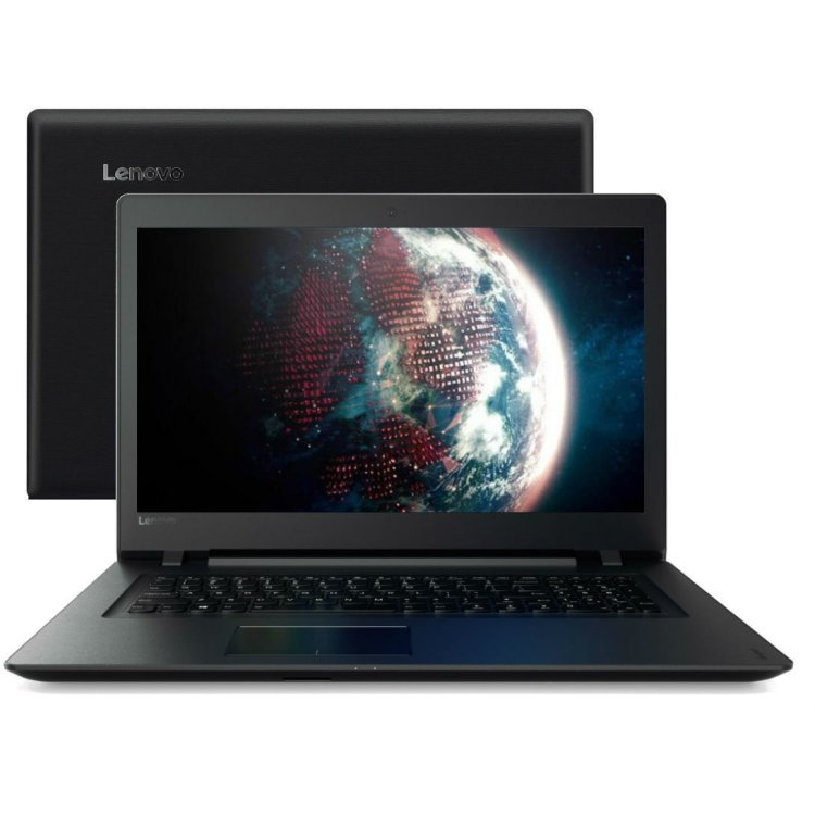 "Lenovo IdeaPad 110-17IKB 17.3"", Intel Pentium, 2300МГц, 4Гб RAM, 500Гб, Черный, DOS"