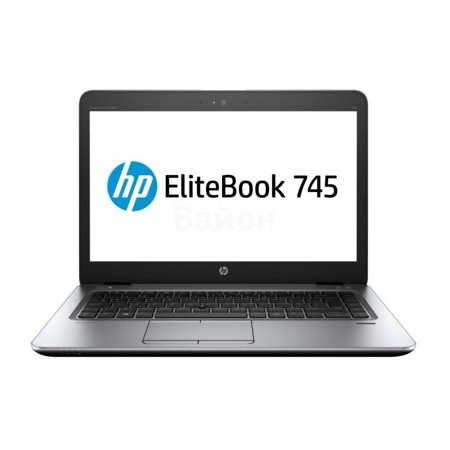 "HP EliteBook 745 G3 P4T39EA 14"", AMD A10, 1800МГц, 4Гб RAM, DVD нет, 500Гб, Windows 10 Pro, Windows 7, Серебристый, Wi-Fi, Bluetooth, 3G"