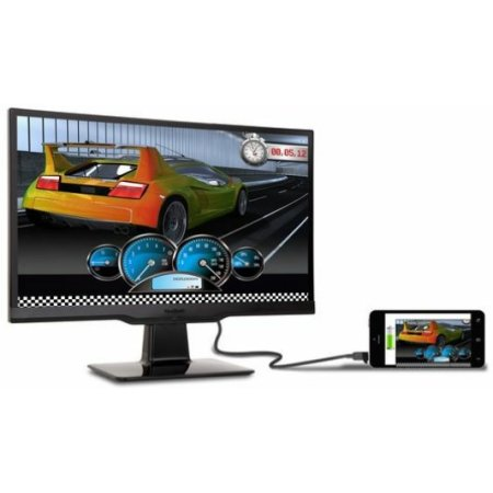 """Viewsonic VX2263Smhl 21.5"""", Черный, HDMI, Full HD"""