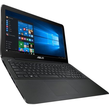 "Asus X555SJ-XO020D 15.6"", Intel Pentium, 1600МГц, 4Гб RAM, DVD-RW, 500Гб, Черный, Wi-Fi, DOS, Bluetooth"
