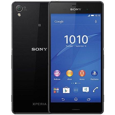 Sony Xperia Z3 Черный, 16Гб, 1 SIM, 4G LTE, 3G