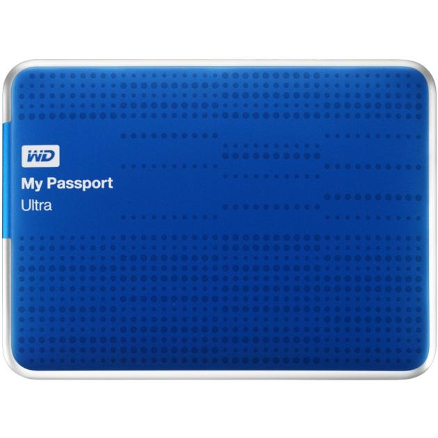 "Digital My Passport Ultra 2000Гб, 2.5"" HDD"