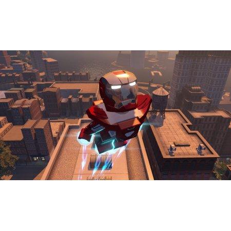 LEGO: Marvel Мстители Xbox 360, Английский