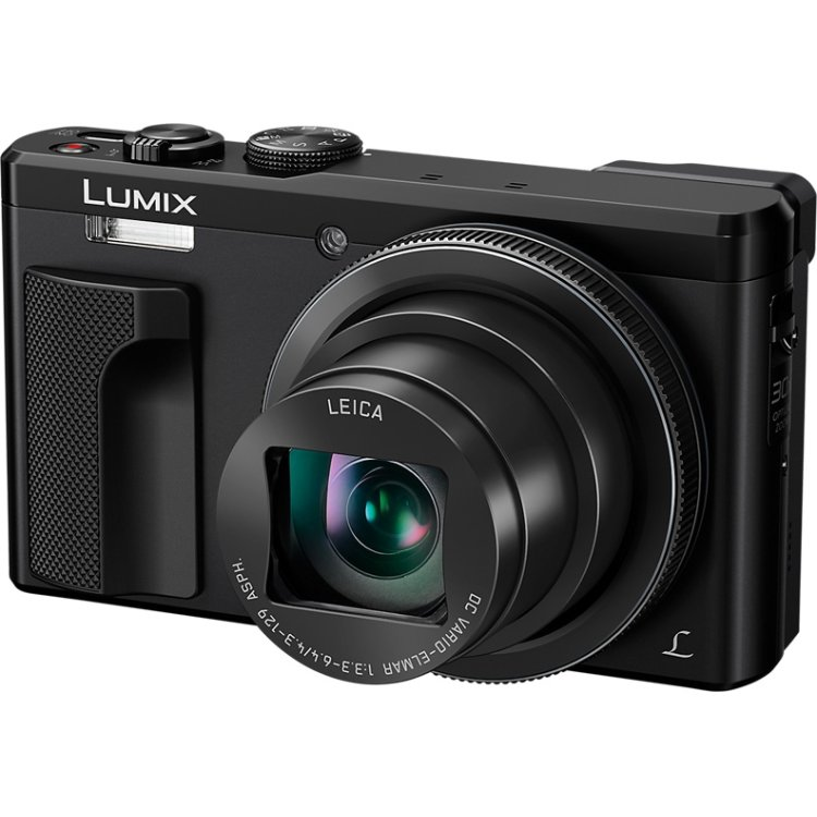 Panasonic Lumix DMC-TZ80 Черный