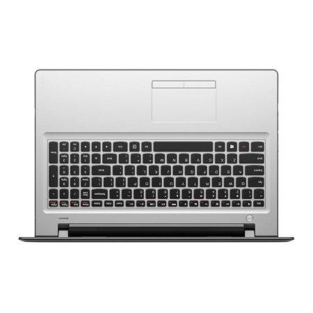 "Lenovo IdeaPad 300-15IBR 80M300N3RK 15.6"", Intel Pentium, 1600МГц, 4Гб RAM, DVD-RW, 1Тб, Серебристый, Wi-Fi, Windows 10, Bluetooth"