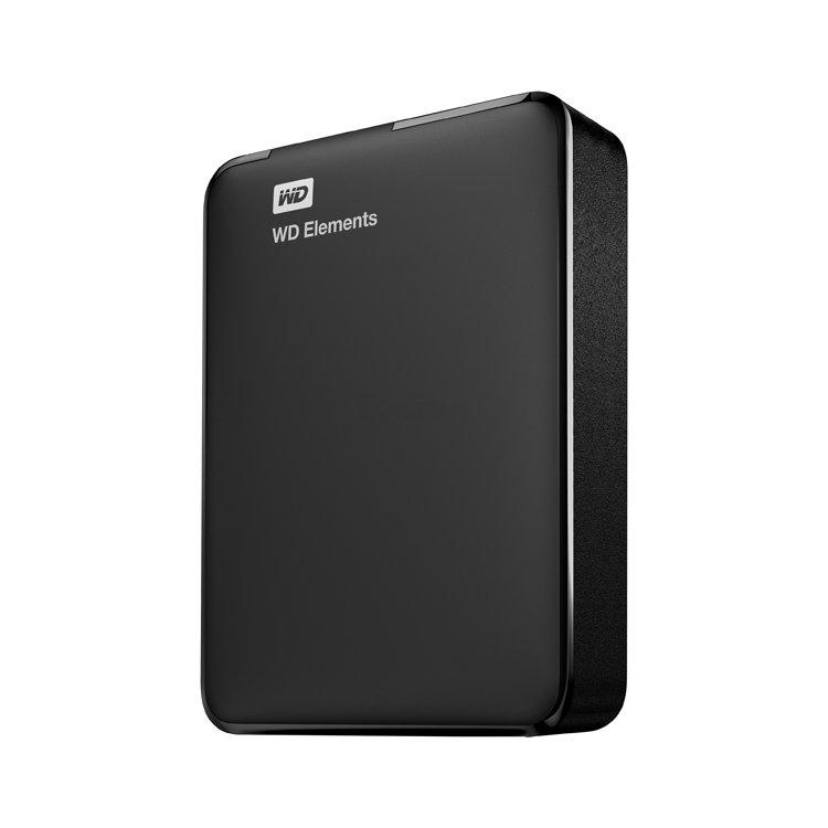 Купить Western Digital Elements Portable в интернет магазине бытовой техники и электроники