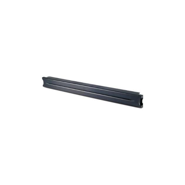 "APC by Schneider Electric APC 1U 19"" Black Modular Toolless Blanking Panel - Qty 10"