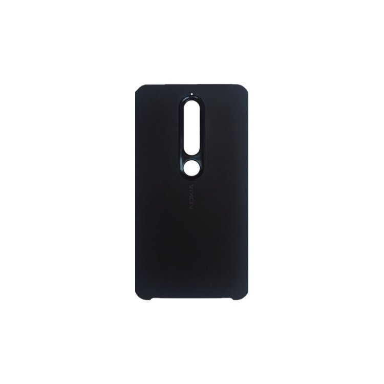 Чехол Nokia 6.1 Soft Touch Case Tempered