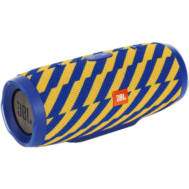 JBL Charge 3 сине-желтый JBLCHARGE3ZAPEU