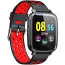 Спортивные умные часы JET SPORT SW-5 Красный
