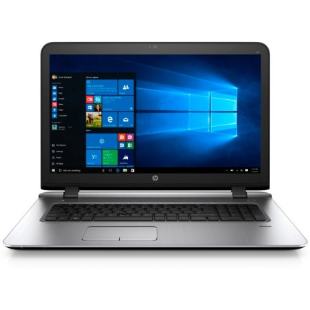 "HP ProBook 470 G3 W4P85EA 17.3"", Intel Core i7, 2500МГц, 8Гб RAM, 256Гб, Серый, Windows 10, Windows 7, Wi-Fi, Bluetooth"