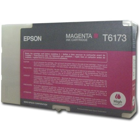 Epson C13T617300 High Capacity Пурпурный, Картридж лазерный, Повышенная, нет