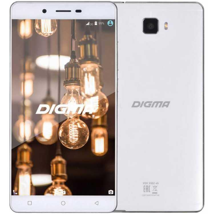Digma VOX S502 4G
