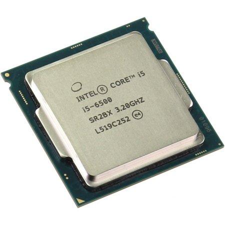 Intel Core i5-6500 , Graphics HD 530 4 ядра, 3200МГц, OEM
