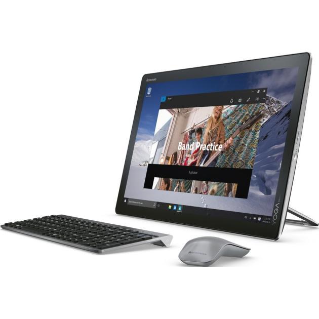 Lenovo Yoga Home 500 Серебристый, 8Гб, 508Гб, Windows, Intel Core i5 от Байон