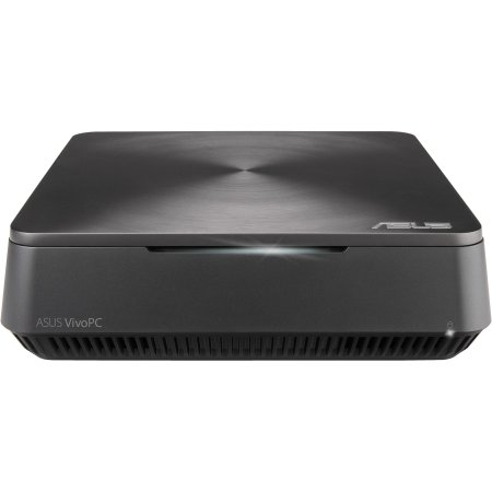 ASUS VivoPC VM62 Intel Core i3, 1.7МГц, 500Гб, DOS, Темно-серый