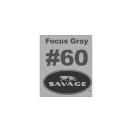 "Фон бумажный Savage 60-1253 WIDETONE FOCUS GRAY цвет ""Фокус Серый"" RGB 177-177-177, 1,35 х 11 метров"