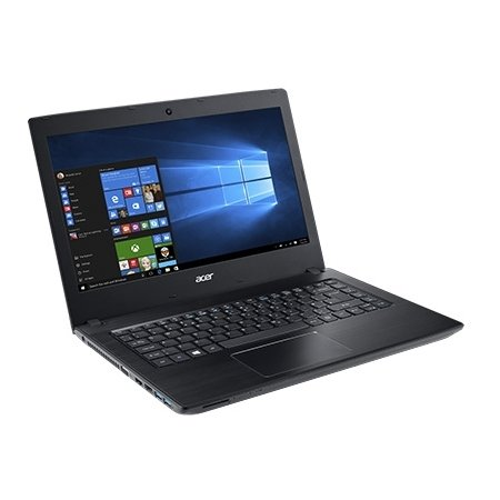"Acer Aspire E5-475G-37YE 14"", Intel Core i3, 2300МГц, 6Гб RAM, DVD нет, 1Тб, Черный, Wi-Fi, Windows 10 Домашняя, Bluetooth"