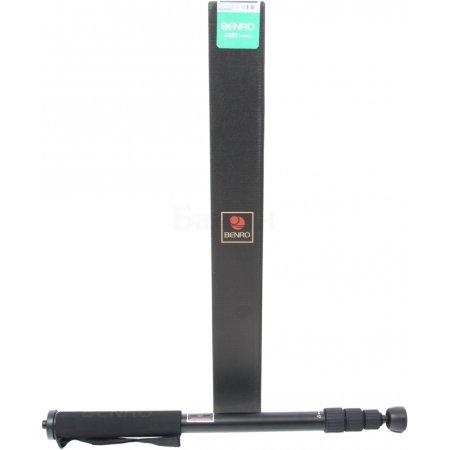 Benro A28T Черный, Для видеокамер, Монопод - напольный