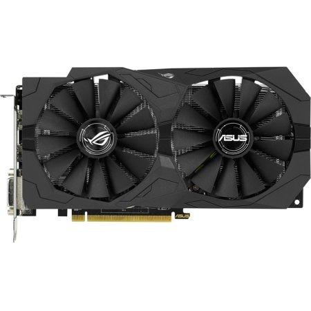 Asus AMD Radeon RX 460 STRIX GAMING 4096Мб, GDDR5, 1250MHz, STRIX-RX470-O4G-GAMING