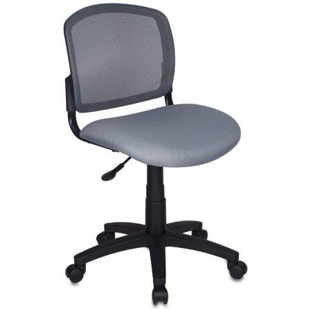 Кресло Бюрократ CH-296/DG/15-48 спинка сетка темно-серый сиденье серый 15-48