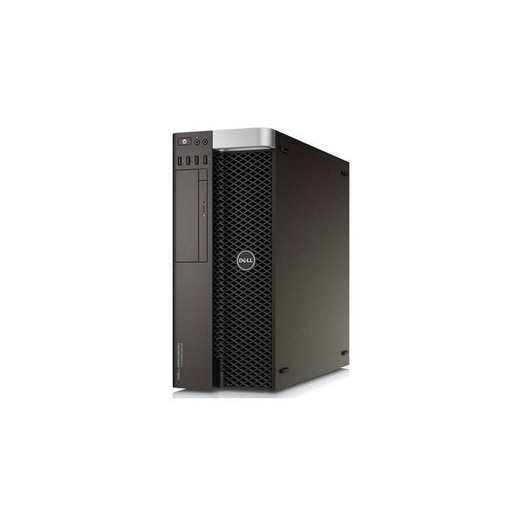Dell Precision T5810-0502 3500МГц, 16Гб, Intel Xeon, 500Гб, Windows 7 Pro64 +W10Pro