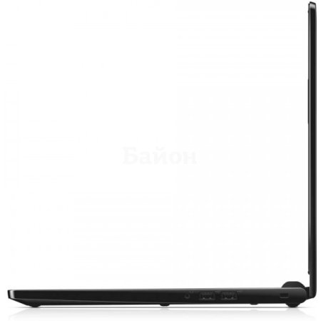 "Dell Inspiron 3558-5261 15.6"", Intel Core i3, 2.1МГц, 4Гб RAM, DVD-RW, 1Тб, Черный, Wi-Fi, Windows 10, Bluetooth"