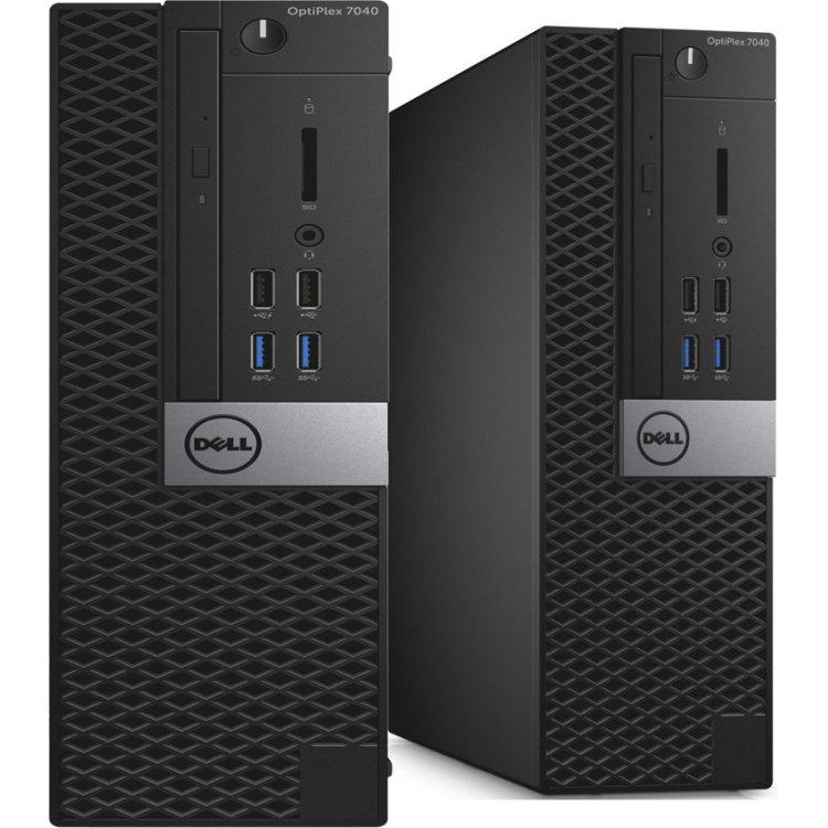 Dell Optiplex 7040-0179 SFF Intel Core i7, 3400МГц, 8Гб RAM, 1000Гб, Win 10