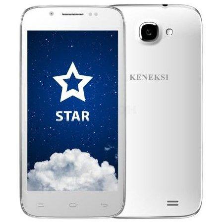 Keneksi Star Белый