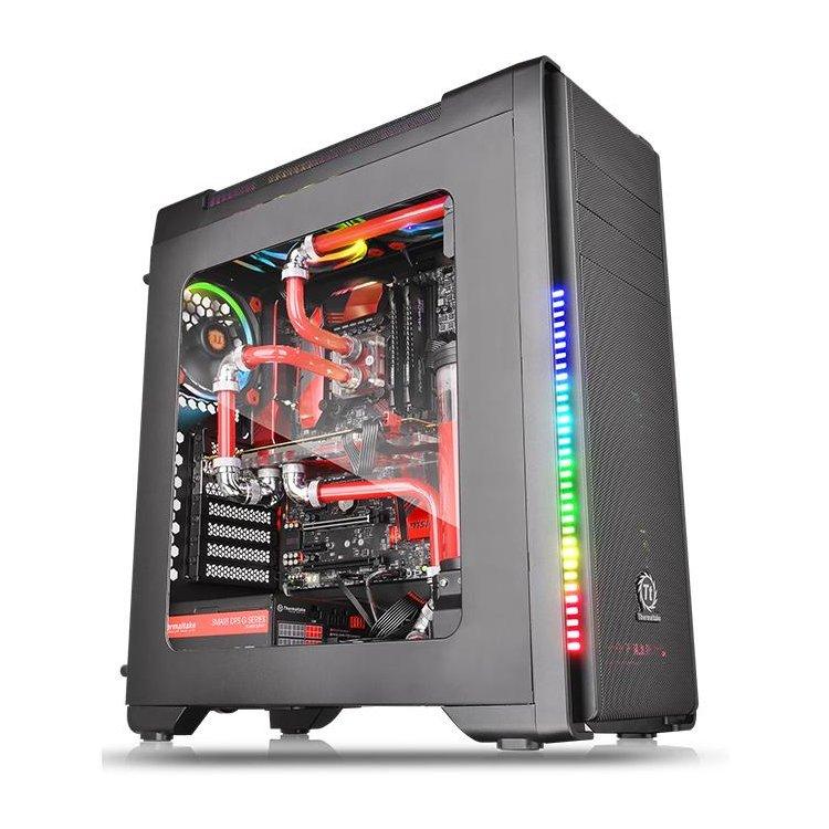 Купить Thermaltake Versa C21 RGB в интернет магазине бытовой техники и электроники