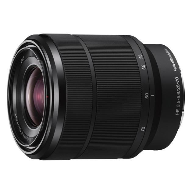 Sony FE 28-70mm f/3.5-5.6 OSS Стандартный, Sony E, Совместимость с полнокадровыми фотоаппаратами