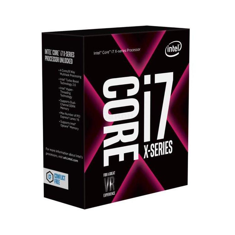 Купить Intel Core i7-7820X Box в интернет магазине бытовой техники и электроники