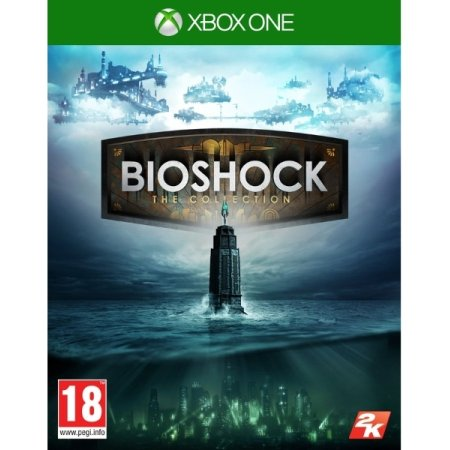BioShock: The Collection Xbox One, Специальное издание, Английский