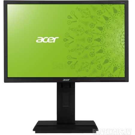 """Acer B226HQLAymidr 21.5"""", Темно-серый, DVI, HDMI, Full HD"""