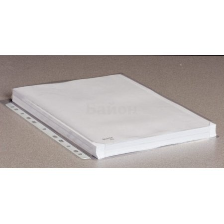 Папка-карман Leitz 47561003 прозрачный А4 170мкм (упак.:10шт)