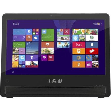 IRU Office S1802 нет, Черный, 4Гб, 500Гб
