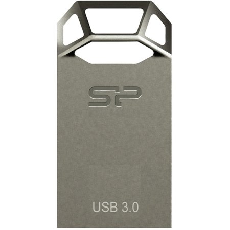 Silicon Power Jewel J50 32Gb 32Гб, Серый, металл, USB 3.0 32Гб, Серый, металл, USB 3.0