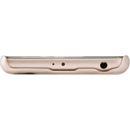 Nillkin Super Frosted Shield для Xiaomi Redmi 3 Pro накладка, поликарбонат, Золотой