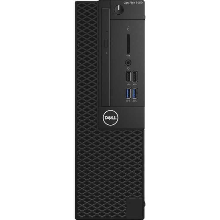 Dell OptiPlex 3050-0412 SFF Intel Core i3, 3900МГц, 4Гб RAM, 500Гб, Win 10 Pro