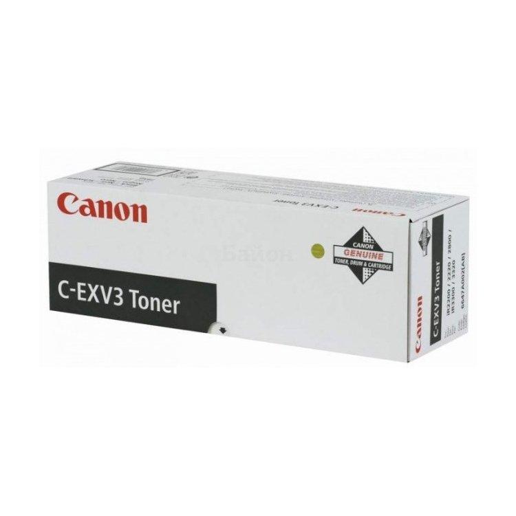 Canon C-EXV3, Тонер-картридж, Стандартная, нет