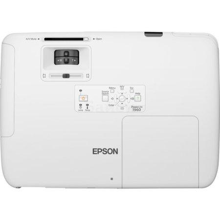 Epson EB-1960 портативный, Белый