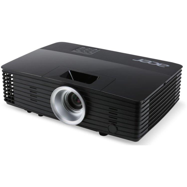 Acer P1385WB портативный, Черный