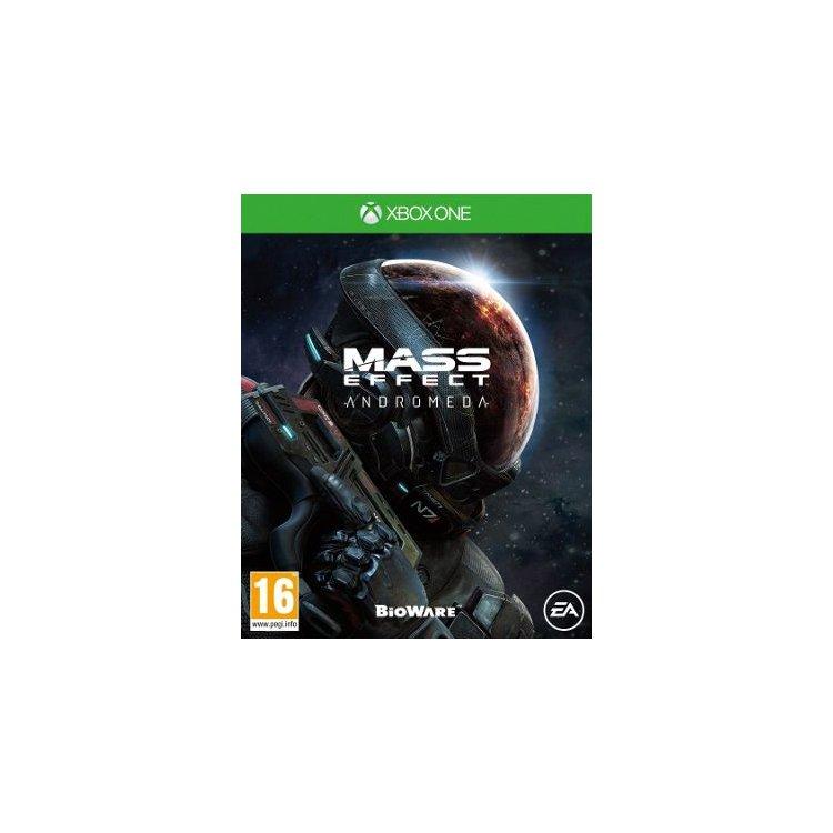 Mass Effect Xbox One, стандартное издание, Русский язык